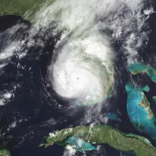 Hurricane Charley Category 4 Atlantic hurricane in 2004