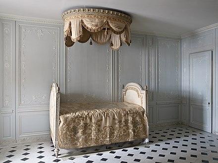 Petit appartement de la reine wikipedia for Salle de bain louis xv