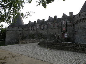 Image illustrative de l'article Château de Pontivy