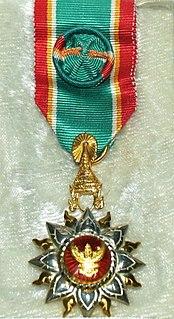 Order of the Direkgunabhorn award