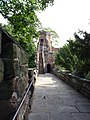 Chester City Walls - Spur wall and Bonewaldesthorne's Tower 01.jpg