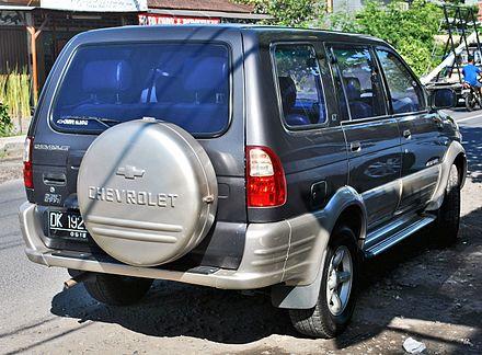 Chevrolet Tavera Wikiwand