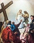 Chiesa di San Polo (Venice) - VIA CRUCIS X - Jesus is stripped of his garments.jpg