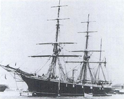 Chilean corvette Abtao - 1865