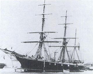 Chilean corvette <i>Abtao</i> (1866)