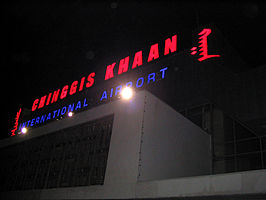 Chinggis Khaan International Airport