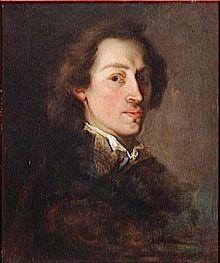 Ritratto di Fryderyk Chopin, dipinto di Ary Scheffer del 1847