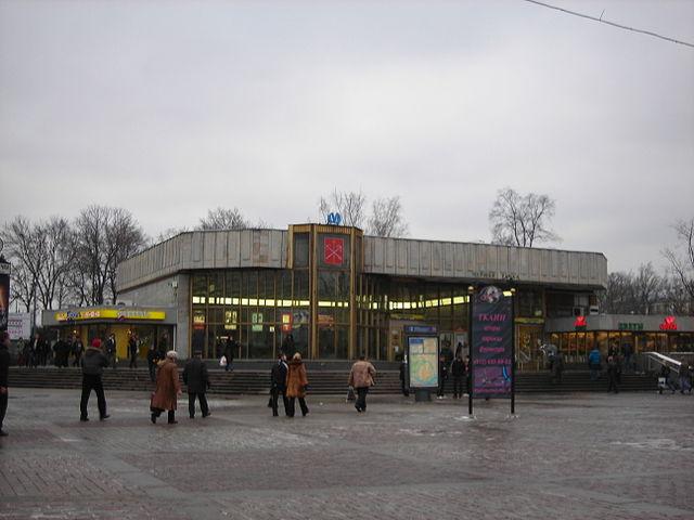 Станцию «Черная речка» открыли навход ивыход вПетербурге