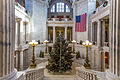 Christmas Tree at Rhode Island State House 2013.jpg