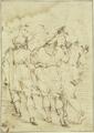 Christus begegnet den Jüngern auf dem Gang nach Emmaus (SM 3991z).png