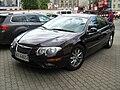 Chrysler 300 M black in Warsaw f.jpg