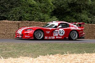 Viper Gts Race Car For Sale