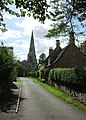 Church Lane, Barrowden - geograph.org.uk - 946061.jpg