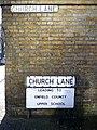 Church Lane, Enfield - geograph.org.uk - 1084635.jpg