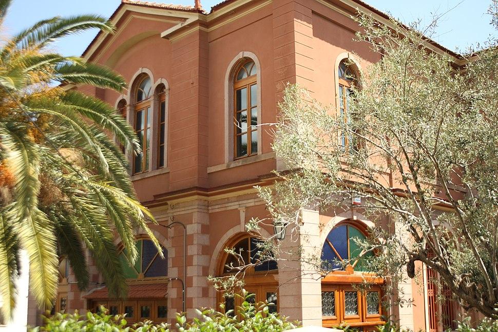 Church of Saint Simeon Mytilini