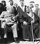 Churchill and King Abd al-Aziz of Saudi Arabia.jpg
