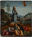 Circle of Giovanni di Pietro - The Agony in the Garden, about 1510-1515, 2010.42.jpg