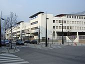 Photo de la Cité scolaire internationale.