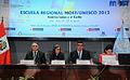 Cita de investigadores sociales y expertos en políticas públicas se inaugura en Cancillería (9554015037).jpg