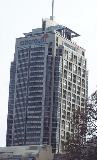Citigroup - Citigroup Centre, Sydney