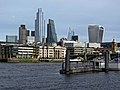 City of London and River Thames from Bankside at Tate Modern.jpg