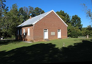 National Register of Historic Places listings in Hamblen County, Tennessee - Image: Civil War Hospital