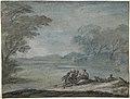 Claude Lorrain - Le Repos pendant la fuite en Égypte (1682).jpg