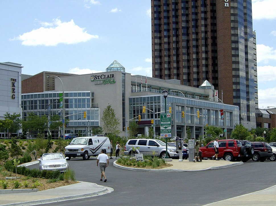 Cleary StClaircollege Windsor