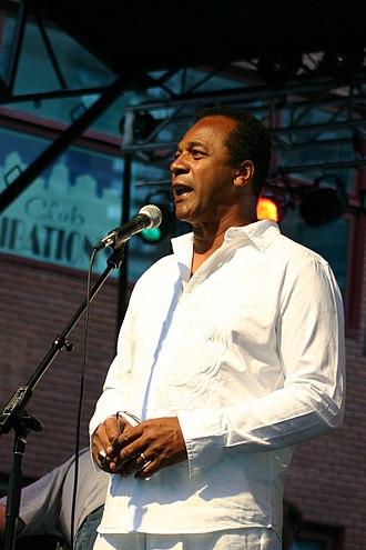 Clifton Davis - Davis in 2007.