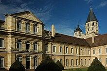 L'abbazia di Cluny