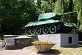 Cmentarz wojenny zolnierzy Armii Radzieckiej w Sandomierzu 20130702 0715.jpg