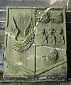 Coat of Arms, Trinity church, Horwich.jpg