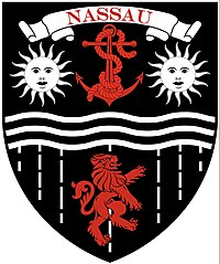 Official seal of Nassau