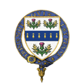 Coat of Arms of Sir Ninian Stephen, KG, AK, GCMG, GCVO, KBE, QC.png