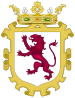Coat of arms of León