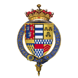 William Herbert, 3rd Earl of Pembroke - Arms Sir William Herbert, 3rd Earl of Pembroke, KG