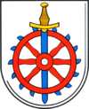 Blason de District de Weißensee