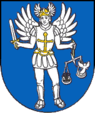 Coat of arms of Nemšová.png
