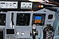 Cockpit of Boeing 737 700 Flight Simulator in Berlin IMG 0136.JPG