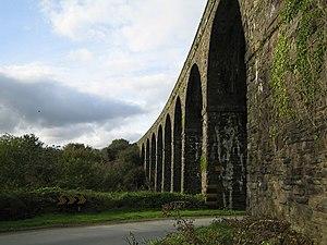 Kilmacthomas - Kilmacthomas viaduct