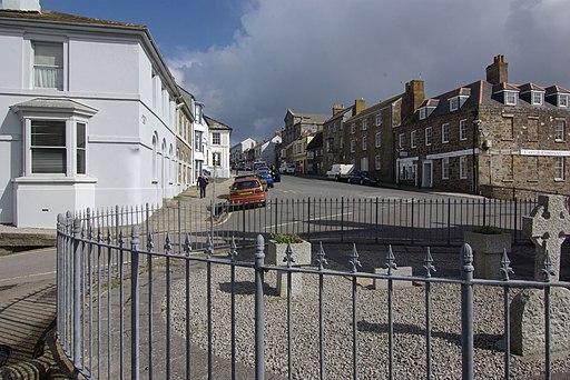 Coinagehall Street, Helston - geograph.org.uk - 1780344