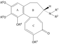 Colchicine alkaloids.png