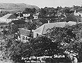 Collectie NMvWereldculturen, TM-60037094, Foto 'Gezicht over Oranjestad', fotograaf niet bekend, 1910-1921.jpg