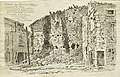Combes F. - Ink - VERDUN, carrefour des rues de LA TANNERIE et Rue de PUTY - 15.5x24.6cm.jpg