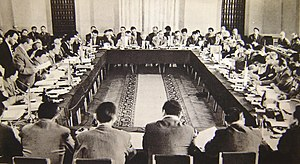 Real socialism - The executive committee of the Comecon in session