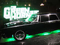 Comic-Con 2010 - Green Hornet Black Beauty at night (4858995759).jpg