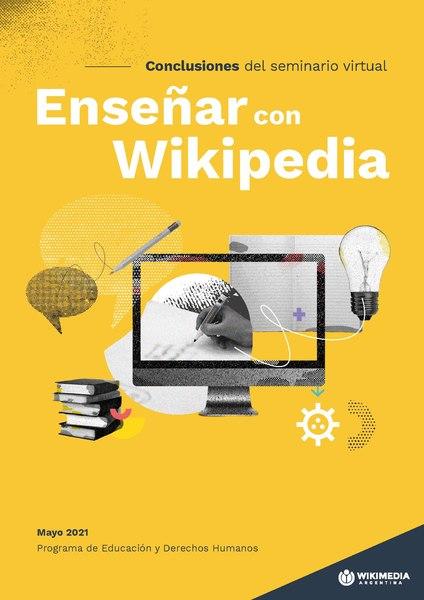 File:Conclusiones. Seminario virtual. Enseñar con Wikipedia.pdf