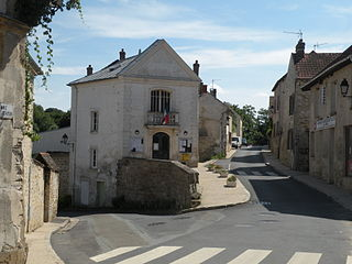 Condécourt Commune in Île-de-France, France
