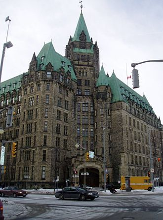 Confederation Building (Ottawa) - 215 Wellington Street