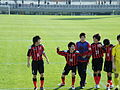 Consadole Sapporo Youth U-15, after the game, 20091227-02.jpg